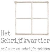 logo het schrijfkwartier