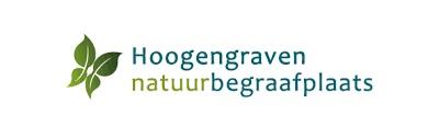 Logo natuurbegraafplaats hoogengraven